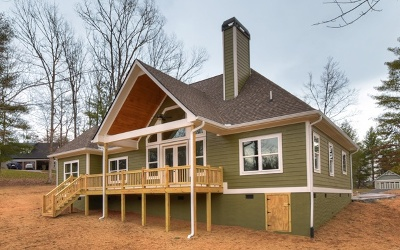 Blairsville Single Family Home For Sale: Lt 17 Tallulah Landing