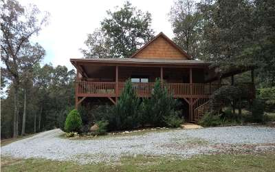 Cherokee County Single Family Home For Sale: 2164 Shady Grove Rd