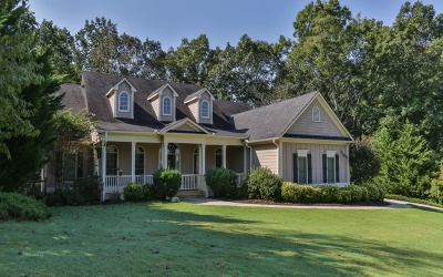 Ellijay Single Family Home For Sale: 164 Oakland Court