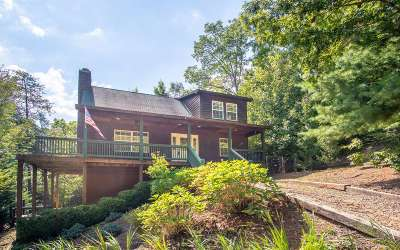 Blairsville Single Family Home For Sale: 331 Wild Turkey Road