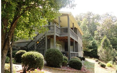 Blairsville Single Family Home For Sale: 173 Crawford Road