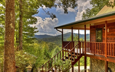 Blue Ridge Single Family Home For Sale: 1132 Green Ridge Road