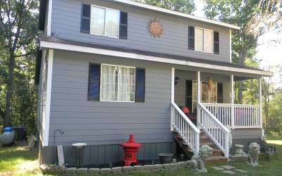 Blairsville Single Family Home For Sale: 211 Odom Rd