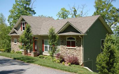 Hayesville Single Family Home For Sale: 127 Dan Knob Overlook