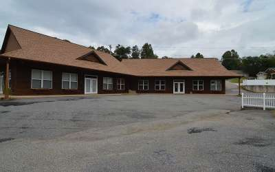 Hiawassee Commercial For Sale: 757 Belle Aire Commons