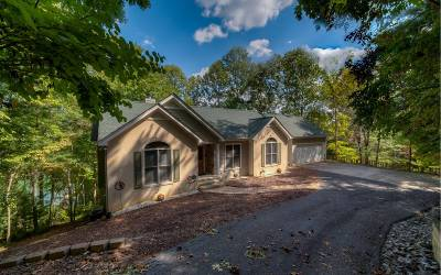 Blairsville Single Family Home For Sale: 406 Arrowood Pointe