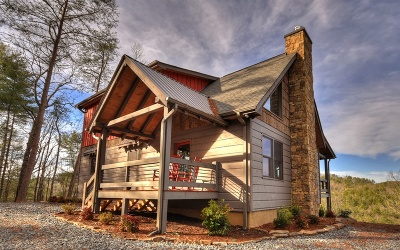 Blue Ridge Single Family Home For Sale: Lt 1 Ballewtown Road