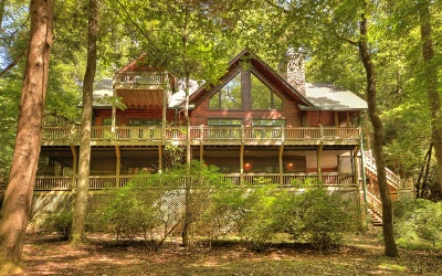 Cherry Log Single Family Home For Sale: 370 River Road
