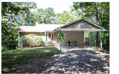 Cherokee County Single Family Home For Sale: 322 Wrens Nest Trail