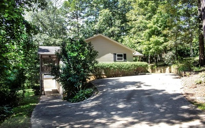 Cherokee County Single Family Home For Sale: 75 Misty Hill