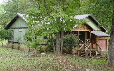 Young Harris Single Family Home For Sale: 6159 Brasstown Creek Road