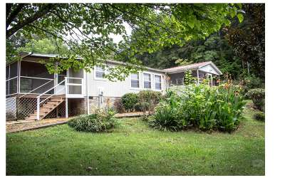 Murphy Single Family Home For Sale: 445 Hughes Road