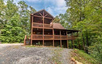 Blue Ridge Single Family Home For Sale: 480 Sugar Mountain Rd.