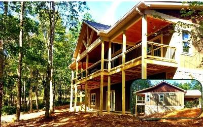 Blairsville Single Family Home For Sale: 232 Still Lane