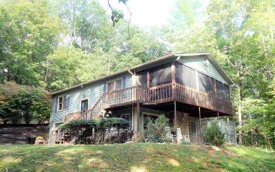 Brasstown Single Family Home For Sale: 2073 Settawig Rd
