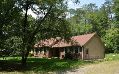Cherokee County Single Family Home For Sale: 1131 Mission Road