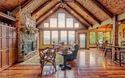 Blairsville Single Family Home For Sale: 85 Chestnut Mountain Rd