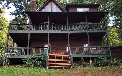 Blairsville Single Family Home For Sale: 204 Wilmot-Fabus Mtn Rd