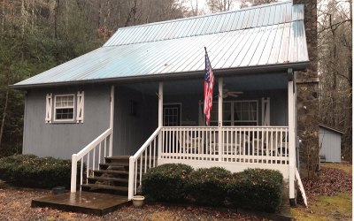 Hiawassee Single Family Home For Sale: 186 Seminole Ridge Road