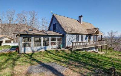 Brasstown Single Family Home For Sale: 73 Fox Hunter