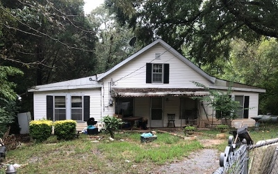 Jasper Single Family Home For Sale: 247 Green Road