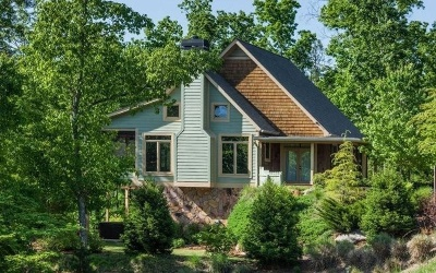Ellijay Single Family Home For Sale: 235 Mountain Lake Road