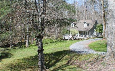 Ellijay GA Single Family Home For Sale: $187,000