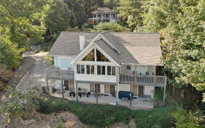 Hiawassee GA Single Family Home For Sale: $749,000