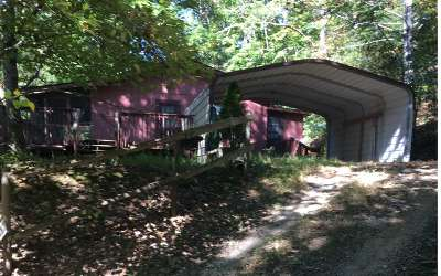 Hayesville Single Family Home For Sale: 73 Up The Creek