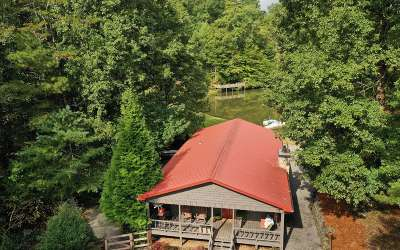 Ellijay Single Family Home For Sale: 590 Seth Hyatt Rd