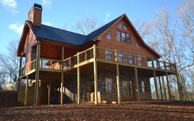Blue Ridge Single Family Home For Sale: # 10 Toccoa Preserve Lane