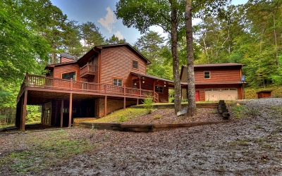 Blue Ridge Single Family Home For Sale: 123 Old Fjord Road