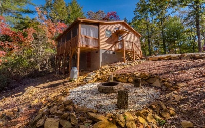 Murphy Single Family Home For Sale: 205 Fern Forest Trail
