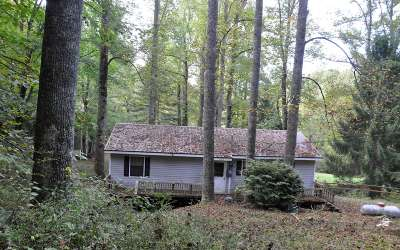 Cherokee County Single Family Home For Sale: 233 Woody Branch Rd