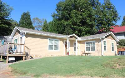 Hiawassee GA Single Family Home For Sale: $149,900