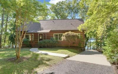 Hiawassee GA Single Family Home For Sale: $875,000