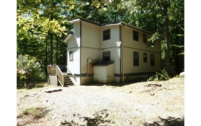 Blairsville Single Family Home For Sale: 321 Highlands Ln