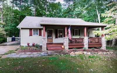 Jasper Single Family Home For Sale: 117 Long Swamp