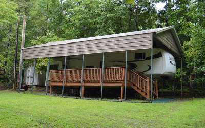 Hiawassee Single Family Home For Sale: 548 Gander Gap Road