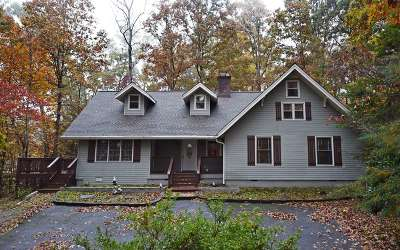 Blairsville Single Family Home For Sale: 68 Windflower