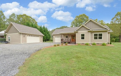 Hiawassee Single Family Home For Sale: 6954 Fly Rod Lane