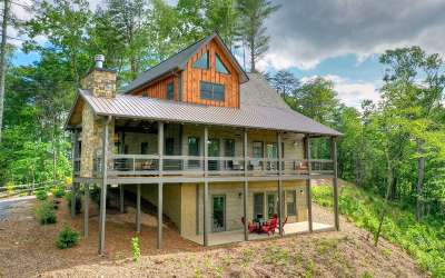 Blue Ridge Single Family Home For Sale: Lt 2 Ballewtown Road