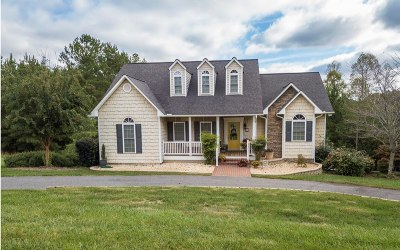 Blairsville Single Family Home For Sale: 97 Brook Green Ct