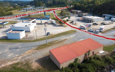 Blue Ridge Commercial For Sale: 126 Josh Hall Rd