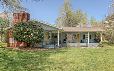 Hayesville Single Family Home For Sale: 806 Ledford Chapel Rd