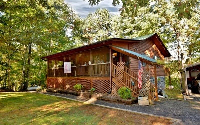 Cherokee County Single Family Home For Sale: 129 Rolling Oaks Road