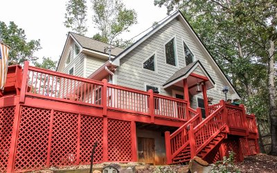 Ellijay Single Family Home For Sale: 495 Riverview Drive