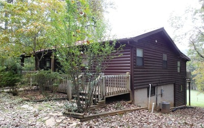 Mineral Bluff Single Family Home For Sale: 3740 Hardscrabble Rd