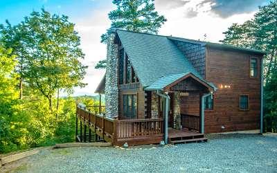 Blue Ridge Single Family Home For Sale: 5 Crossrock Drive