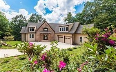 Jasper Single Family Home For Sale: 497 Shiloh Road